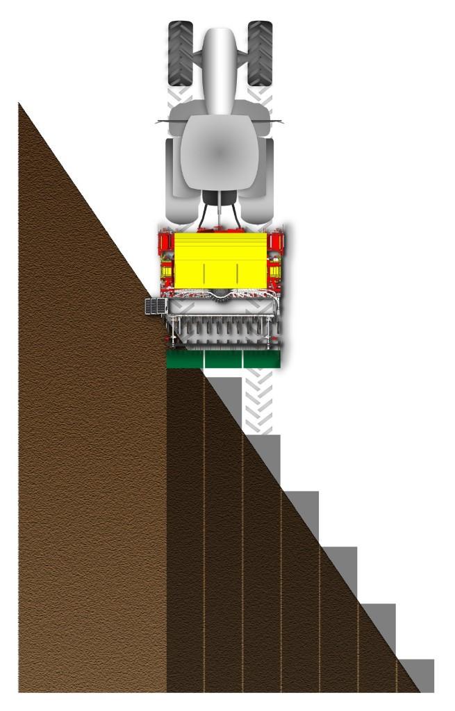 Aerosem pneumatische zaaimachines