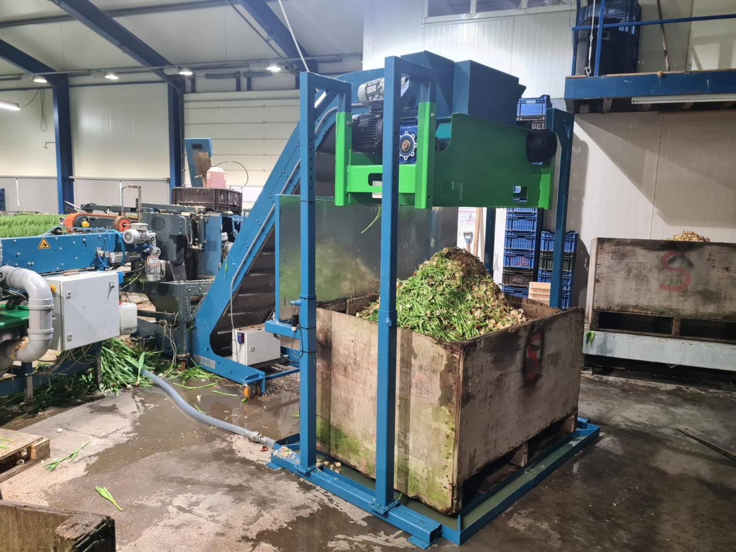 Viritech Green Crusher